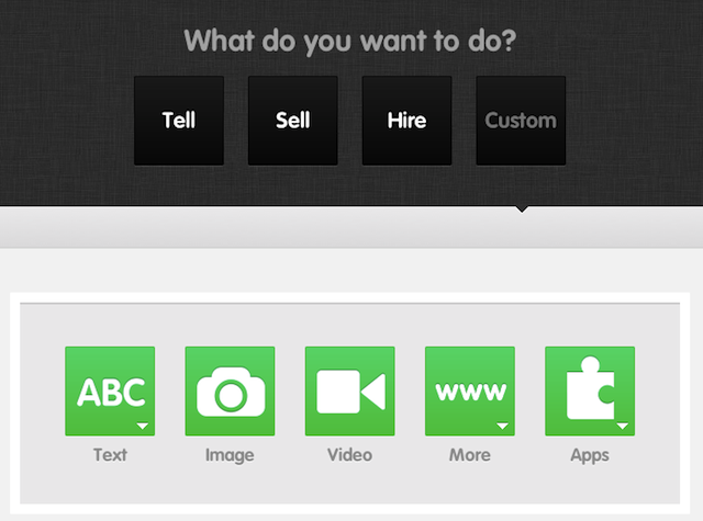 Checkthis : Publica e incluso vende, en múltiples redes sociales de forma rápida y sencilla.