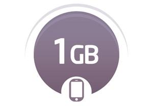 Mejores tarifas móviles con 1 GB – Diciembre 2014