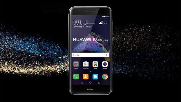 Así es el nuevo Huawei P8 Lite 2017