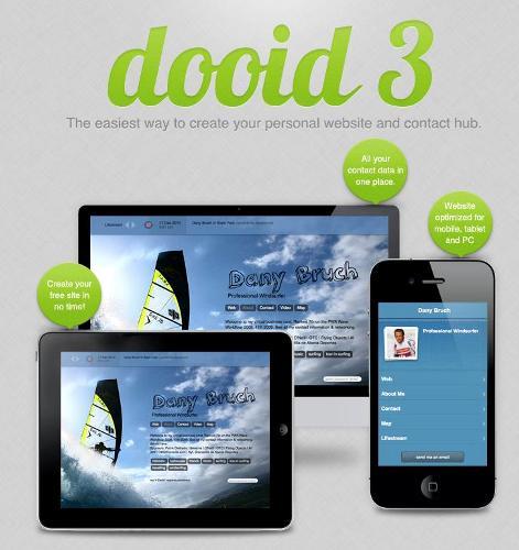 Tu perfil online más completo con DooID
