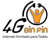 4G Sin Fin, la nueva operadora que ofrece hasta 400 GB al mes