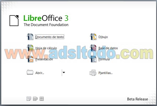 OpenOffice ahora se llama LibreOffice