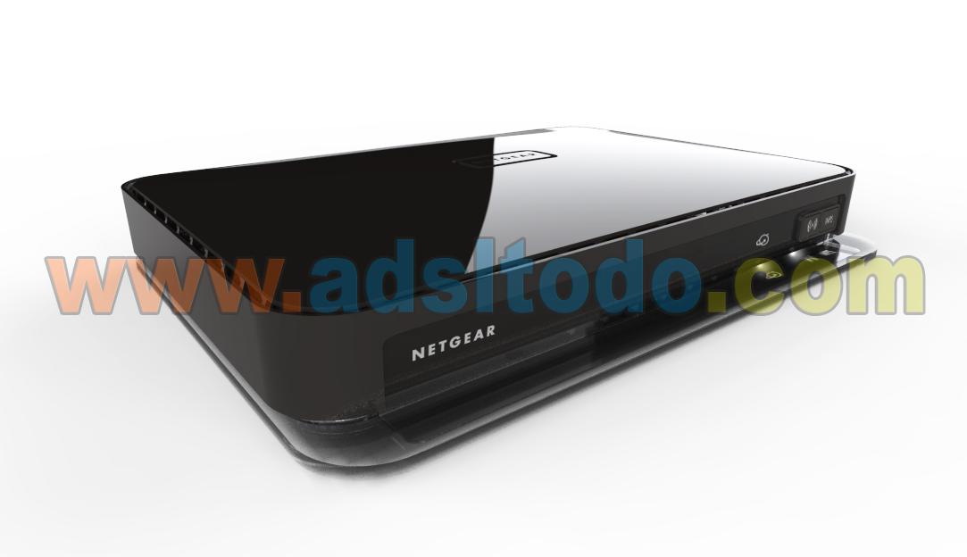 Router NETGEAR CG3100D