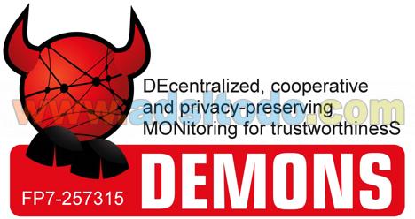 Proyecto Demons, seguridad de las infraestructuras y el acceso a Internet