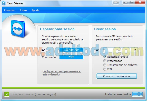 Nueva version beta de TeamViewer 6 para Windows