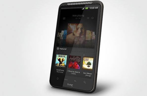 Nuevo HTC DESIRE HD.