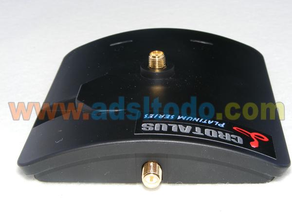 Amplificador Crotalus 1000mW 802.11 b/g/n y antena de 9dbi Review