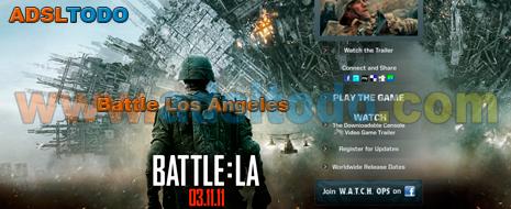 Battle Los Angeles próximo estreno de ciencia ficción