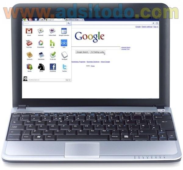 El Chromebook de google a la venta el próximo 15 de junio