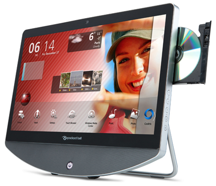 PACKARD BELL  LANZA ONETWO S TODO EN UNO