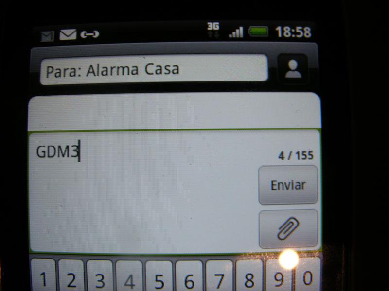 Review Alarma GSM para puertas, 2 Bandas GSM (900/1800MHz)