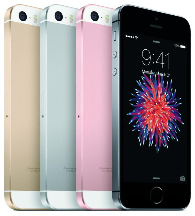Así es el nuevo iPhone SE