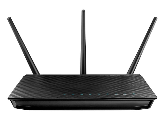Router de doble banda ASUS RT-N66U