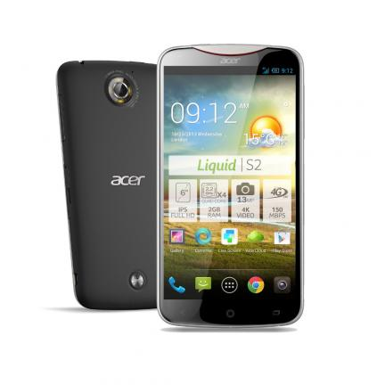 Acer Liquid S2, ya a la venta en España