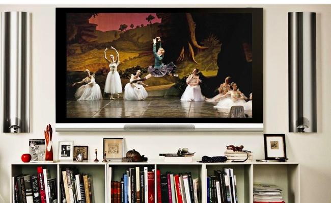 BeoVision 12, televisión de lujo con sistema 7.1 y 65 pulgadas de Bang&Olufsen
