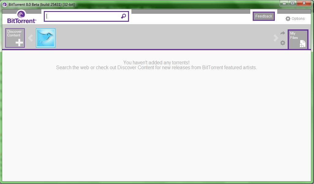 BitTorrent, una alternativa a los servidores de almacenamiento de archivos en la red.