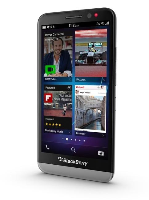 BlackBerry Z30, anunciado oficialmente