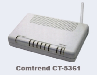Comtrend CT-5361 ADSL