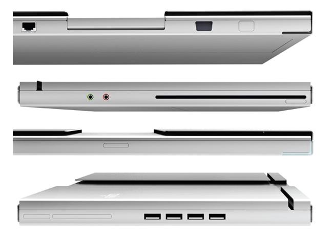 Fujitsu Lifebook, todo en uno: móvil, cámara de fotos, tablet y ordenador portátil.