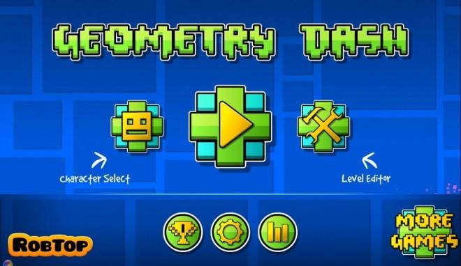 ¿Qué es Geometry Dash?