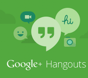 Google presenta Hangouts, su aplicación de mensajería