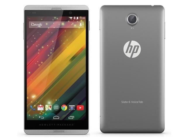 Nuevo HP Slate 6 VoiceTab II