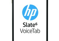 HP Slate6 VoiceTab