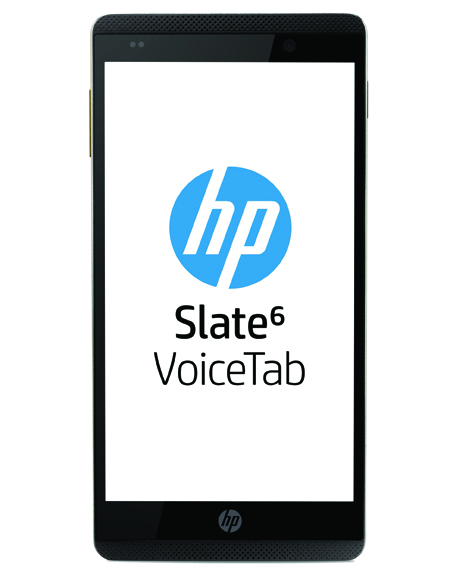 HP Slate6 VoiceTab, nuevo phablet desde 249 euros