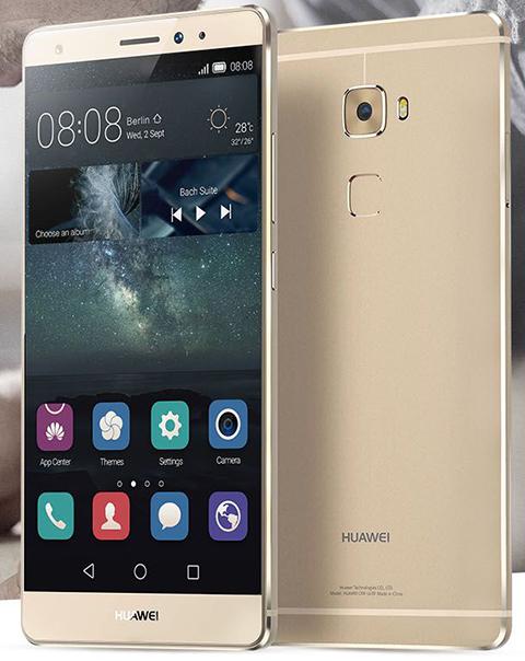 Nuevo Huawei Mate S, en exclusiva con Vodafone