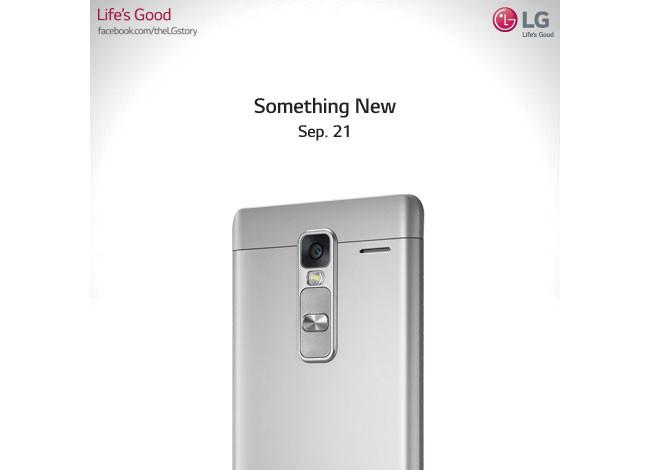 LG Class, el nuevo phablet de LG