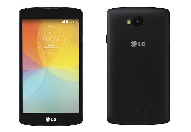 LG F60, gama media con 4G