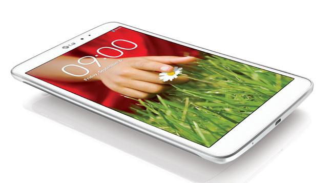 LG G Pad 8.3, a la venta en España por 299 euros