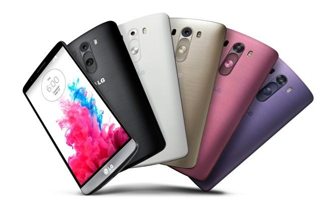 El nuevo LG G3, presentado