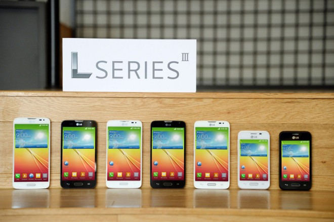 LG anuncia su LG L Series III
