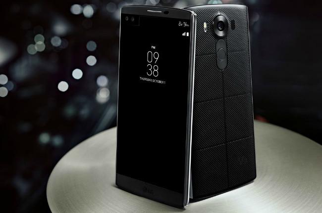 Así es el nuevo LG V10