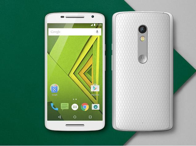 Motorola Moto X Play, desde 240 euros