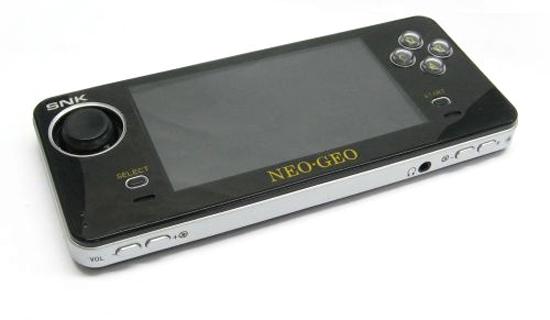 Neo Geo Portátil, el regreso de una consola clásica