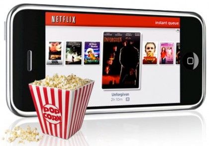 Vodafone ofrece 6 meses gratis de Netflix