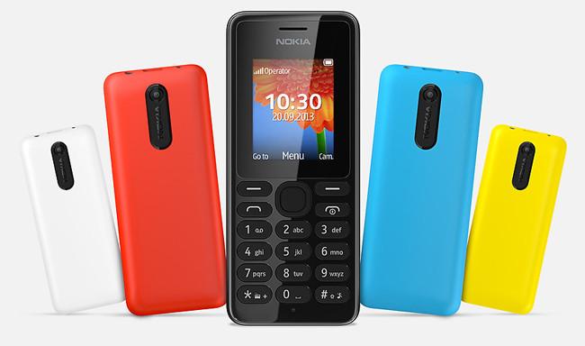 Nuevo Nokia 108