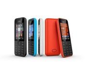 Nuevos Nokia 207 y Nokia 208