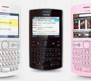 Nuevos Nokia Asha 205 y 206