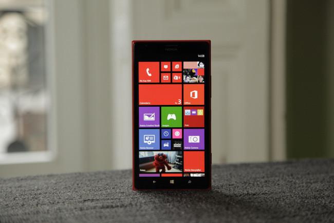 Así es el nuevo Nokia Lumia 1520
