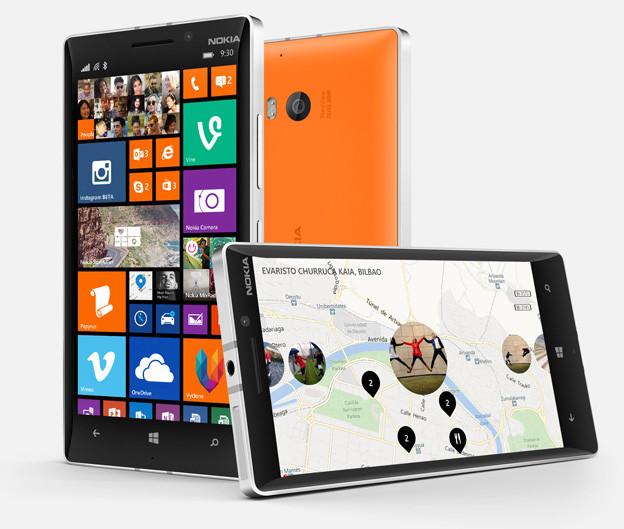 Así es el nuevo Nokia Lumia 930