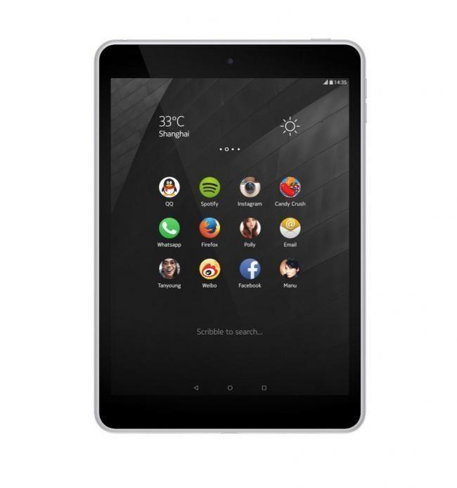 Nokia presenta su primera tablet Android