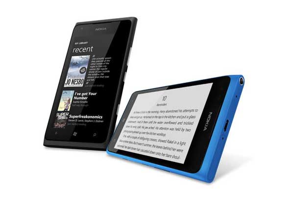 Lee Libros y Noticias en tu Nokia Lumia con Nokia Reading