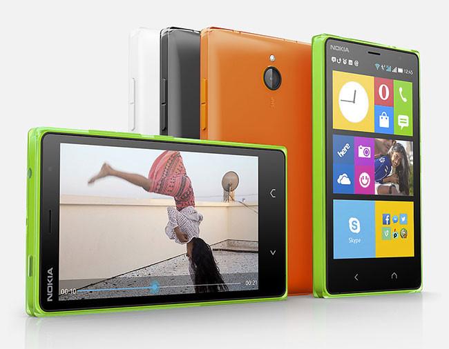 Así es el nuevo Nokia X2