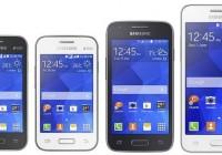 Nuevos Samsung Galaxy Core II, Ace 4, Young 2 y Star 2
