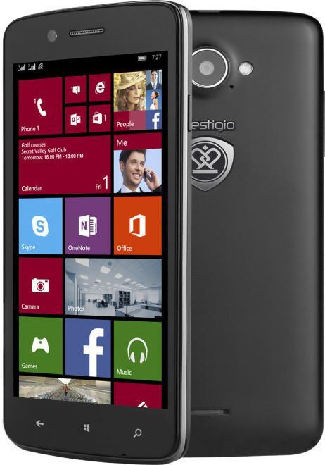 Prestigio traerá a España sus terminales con Windows Phone