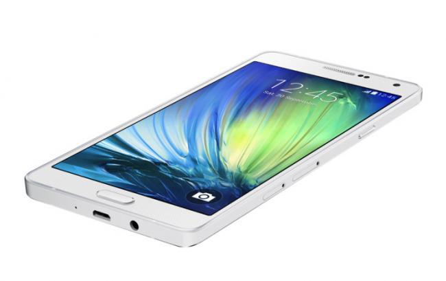 Samsung presenta su nuevo Galaxy A7