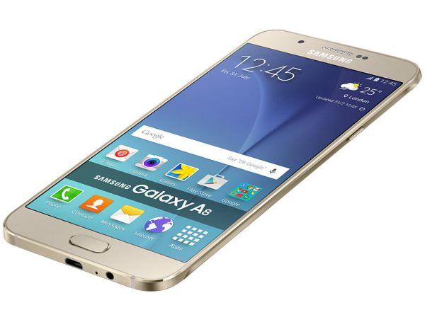 Así es el nuevo Samsung Galaxy A9